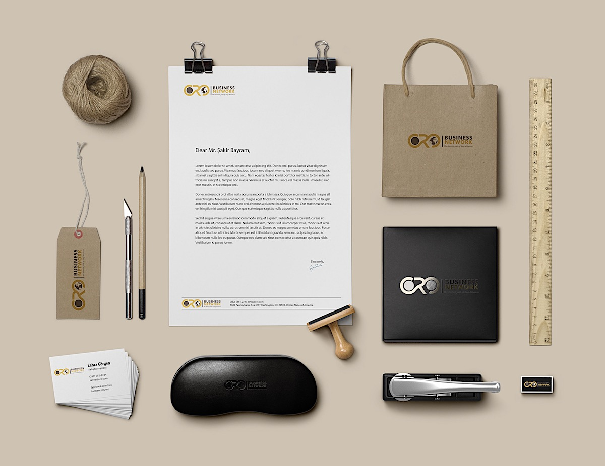 Oro Business Network
